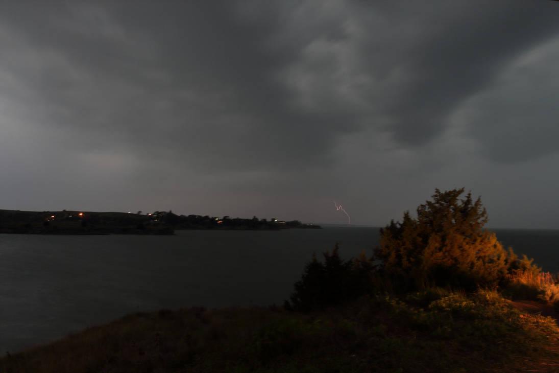 07-29-2018 - Lake McConaughy, NE by WxKnowltey