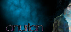 anurian in blue by Anurian