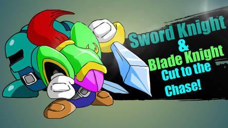 Newcomer: Sword Knight  Blade Knight by SpikeTrap53