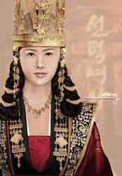 Queen Seonduk by secret-of-optimism