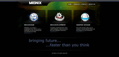 Mignix Team by kapsarovb