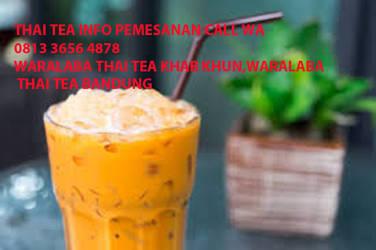BARU!!! CALL WA 0813 3656 4878 THAI TEA CREAMER by geprekpiranha