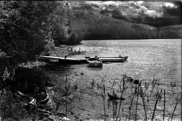 Shoreline by vetal-vetal