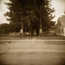 Neighborhood Cemetery by vetal-vetal