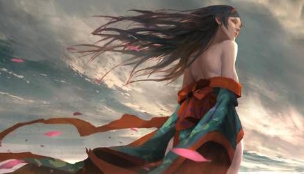 Sakura by JohnCHChiu