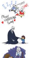 Undertale - Moar Dumpy-dump by TC-96