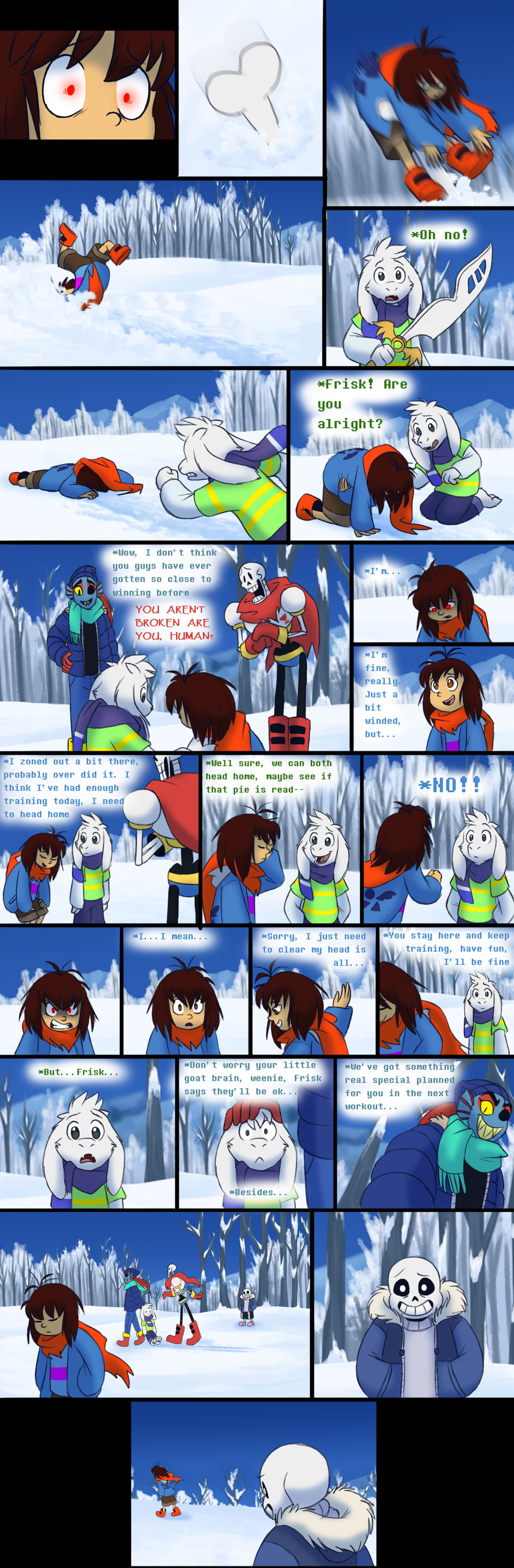 Endertale - Page 7 by TC-96