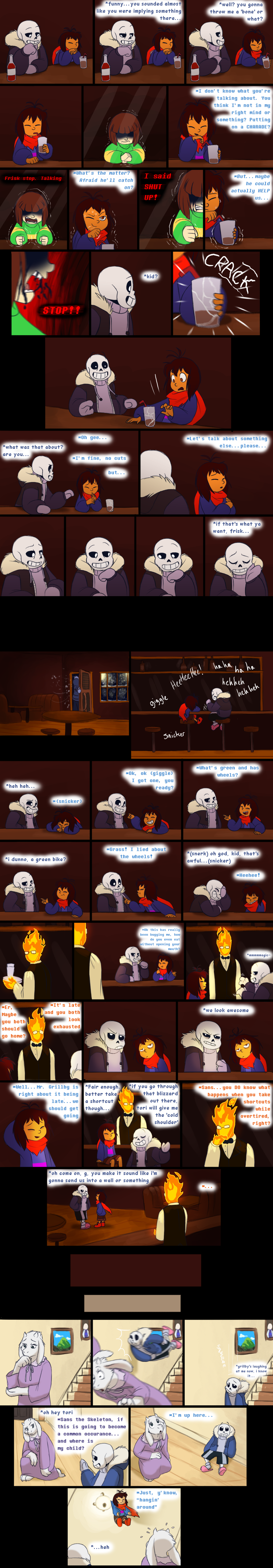 Endertale - Page 13 by TC-96