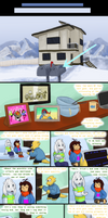 Endertale - Page 17 by TC-96