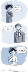Boku no Hero Academia - totally legit quotes by TC-96