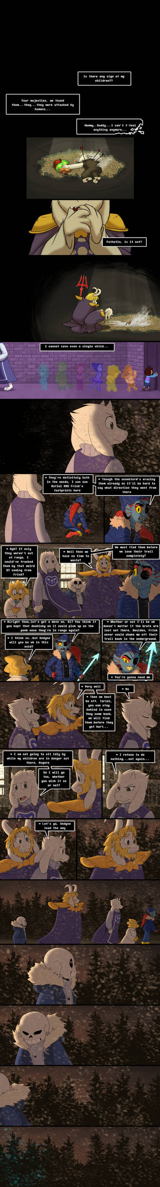 Endertale - Page 41 by TC-96