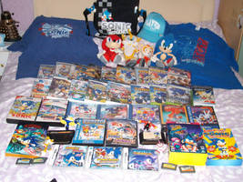 Updated: Sonic Collection by ChrissieGirl
