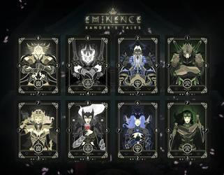 Eminence - Xander's Tales by InkTheory