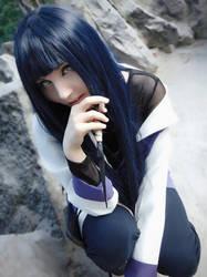 Hinata Hyuuga Cosplay by a4th
