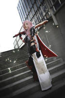 Lightning Cosplay (Final Fantasy) by a4th