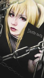 Misa Amane Cosplay by a4th