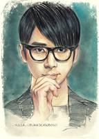 Chansung (2PM) by UkkiRainbow