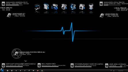 My desktop_De_VenGeanCe by adelloveqaera