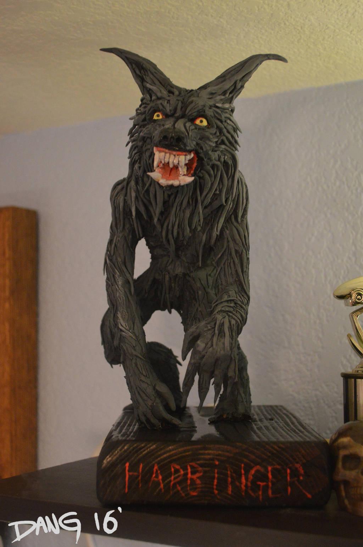 Harbinger Sculpture by Iith