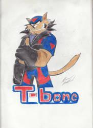 T-bone by Loganleopard