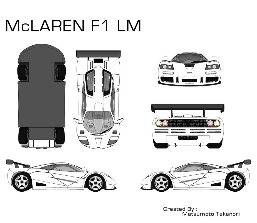 blueprint finish mclaren f1 lmispmatsumototakanori on deviantart
