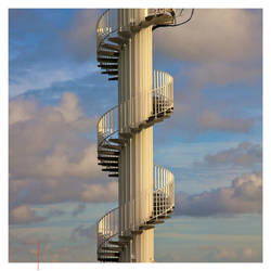 Stairway To Heaven by EintoeRn