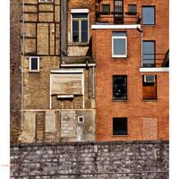 Brickwork by EintoeRn