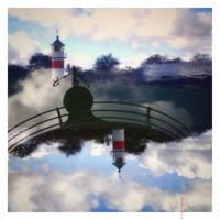 Deconstructing Lighthouses - Tranerodde by EintoeRn
