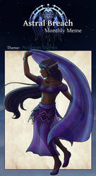 AB:Monthly Meme: Arabian Nights by Dragonzeek1