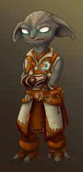 GW2: Jaken by Dragonzeek1