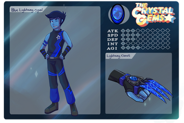 Blue app-TCG by Dragonzeek1