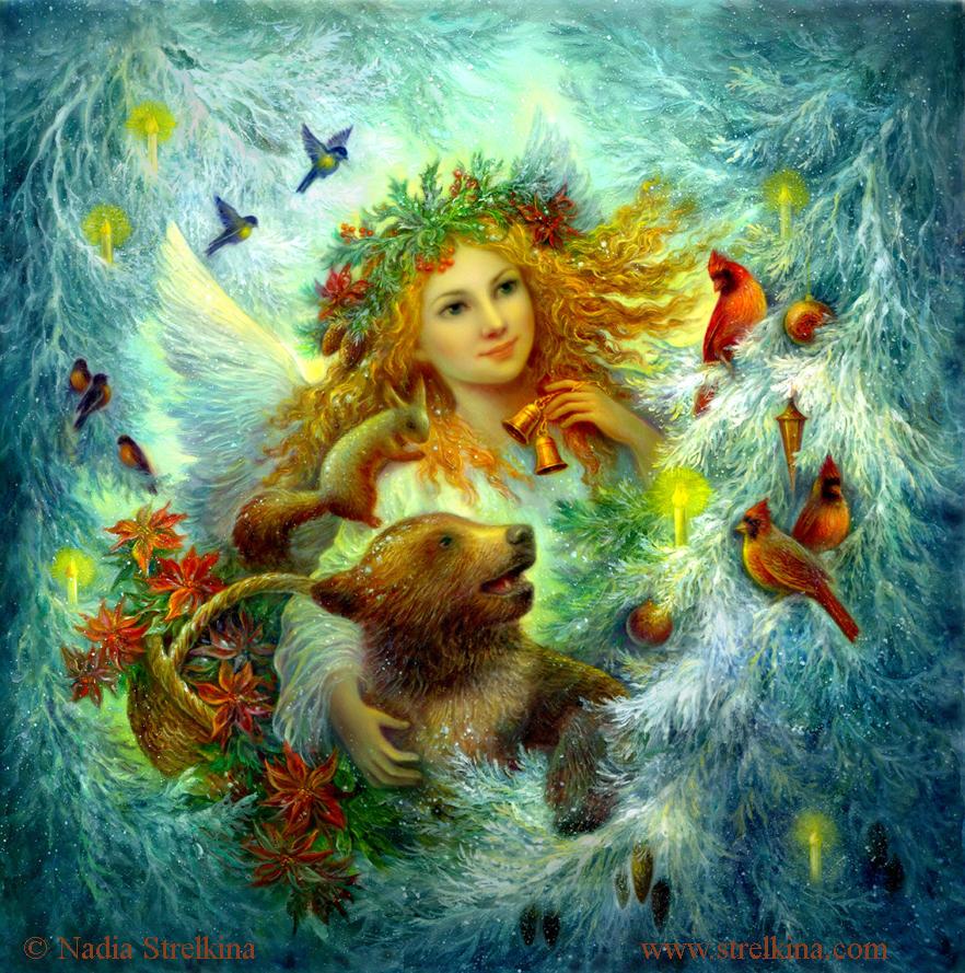 Christmas by Fantasy-fairy-angel