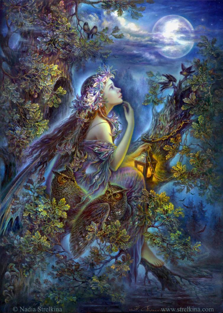 Dreamer by Fantasy-fairy-angel