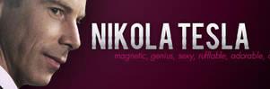 Nikola Tesla, Hollow Men by citrouille23