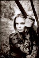 Allie portrait 1-10 by woodeye