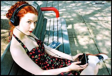 Eliza Lolita portait by woodeye