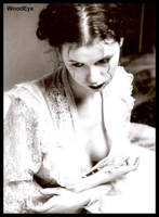 Eliza white lost by woodeye