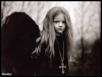 Angel Kathleen by woodeye