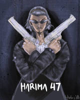 Harima 47 by Yontory