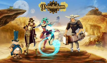 Pendulum by Felis-M