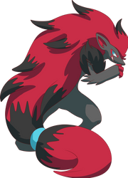Pokemon December Challenge - Fav Dark-type by JenniTheDragon