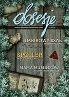 Magazine cover by scareddragon-pl