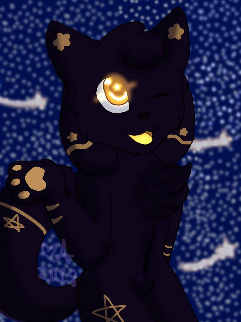 Star the Kittydog by Heart-of-a-Artist