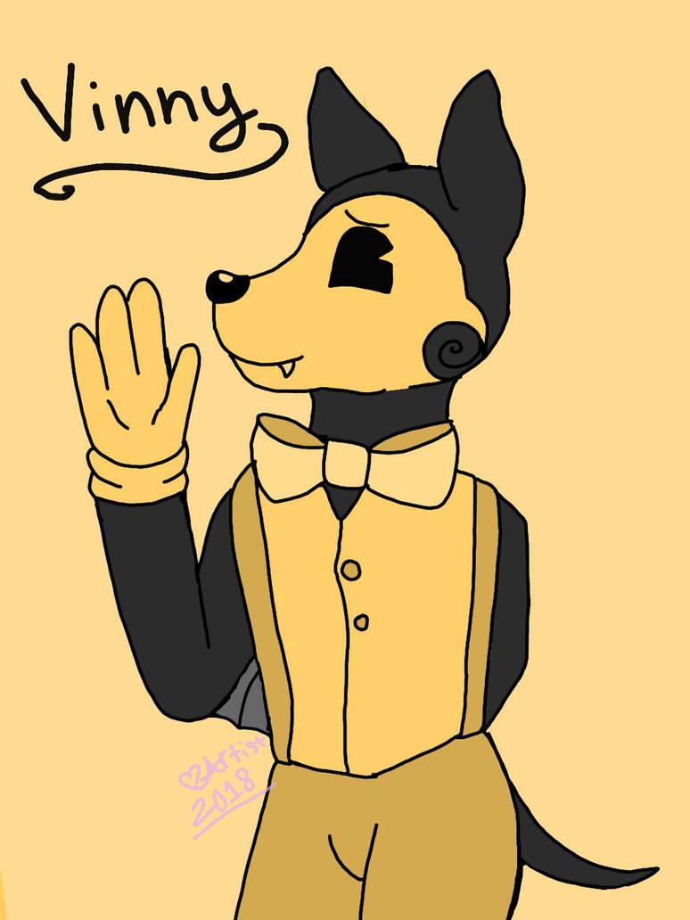 Vinny (Batim oc) by Heart-of-a-Artist