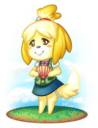 Isabelle by CaptainMoony