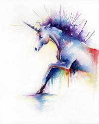 Unicornio by AVindas