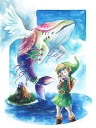 Ballad of the wind fish by AVindas