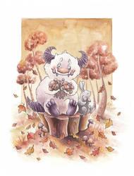 Harvest autumn by AVindas