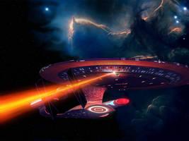 Star Trek - Star Wars by silver7854
