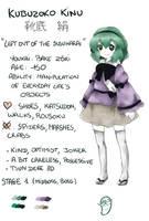 Kinu - Ref Sheet by nekotoba